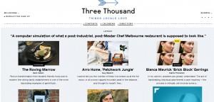 Three Thousand